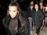 Vail, CO - The Kardashians go out for some family bowling together in Vail, Colorado. Kim, Kourtney and Khloe Kardashian where joined by Kanye West and Scott Disick for an evening of bowling as they navigated through a group of fans as they arrived.\nAKM-GSI   April 6, 2016\nTo License These Photos, Please Contact :\nSteve Ginsburg\n(310) 505-8447\n(323) 423-9397\nsteve@akmgsi.com\nsales@akmgsi.com\nor\nMaria Buda\n(917) 242-1505\nmbuda@akmgsi.com\nginsburgspalyinc@gmail.com