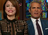 NEW YORK, NY: Wednesday, April 6, 2016 ¿ \n¿Watch What Happens Live¿ Host Andy Cohen was joined by ¿The Real Housewives of New York¿ reality star Bethenny Frankel.\n