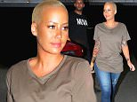 *EXCLUSIVE* Sherman Oaks, CA - Amber Rose and male friends leave a Mexican dinner at Casa Vega restaurant in Sherman Oaks. Amber looks happier than ever after her successful launch of the MuvaMoji App, as well as her close friend Blac Chyna's engagement to Rob Kardashian,\nAKM-GSI         April 5, 2016\nTo License These Photos, Please Contact :\nSteve Ginsburg\n(310) 505-8447\n(323) 423-9397\nsteve@akmgsi.com\nsales@akmgsi.com\nor\nMaria Buda\n(917) 242-1505\nmbuda@akmgsi.com\nginsburgspalyinc@gmail.com