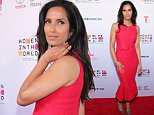 NEW YORK, NEW YORK - APRIL 06: Television personality Padma Lakshmi attends the 7th Annual Women In The World Summit Opening Night at David H. Koch Theater at Lincoln Center on April 6, 2016 in New York City.  (Photo by Jemal Countess/Getty Images)
