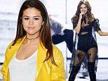 Singer Selena Gomez performs during We Day California in Inglewood, California, April 7, 2016. REUTERS/Danny Moloshok