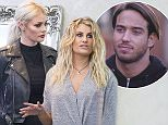 Mandatory Credit: Photo by Steve Meddle/REX/Shutterstock (5623313ad)\nChloe Sims and Danielle Armstrong\n'The Only Way is Essex' on set filming, Hornchurch, Britain - 04 Apr 2016\n\n