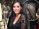 MUST BYLINE: EROTEME.CO.UK Marnie Simpson and Nicole Bass attend the Jog-On to Cancer charity event at Kensington Roof Gardens.  Marnie and Nicole left the party in high spirits. Marnie kept pulling tongues and fixing her boobs. While Nicole displayed ample cleavage and posed with a peace sign and blew a kiss. Marnie commented that the photographers sounded like they were having a wank, as they took pictures.  NON-EXCLUSIVE  April 7, 2016 Job: 160408L1   London, England EROTEME.CO.UK 44 207 431 1598 Ref: 341629