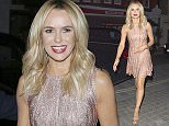 06.April.2016 - London - UK Amanda Holden Celebrities seen at the Chiltern Firehouse in London for English comedian Michael McIntyre Birthday celebrations BYLINE MUST READ: XPOSUREPHOTOS.COM ***UK CLIENTS - PICTURES CONTAINING CHILDREN PLEASE PIXELATE FACE PRIOR TO PUBLICATION *** UK CLIENTS MUST CALL PRIOR TO TV OR ONLINE USAGE PLEASE TELEPHONE 0208 344 2007**