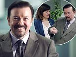 Ricky Gervais in trailer for David Brent - Life on the Road