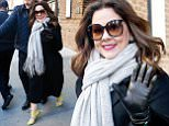 New York, NY - Melissa McCarthy is seen leaving her hotel all smiles waving to fans as she heads out for another day of promoting.\nAKM-GSI          April 6, 2016\nTo License These Photos, Please Contact :\nSteve Ginsburg\n(310) 505-8447\n(323) 423-9397\nsteve@akmgsi.com\nsales@akmgsi.com\nor\nMaria Buda\n(917) 242-1505\nmbuda@akmgsi.com\nginsburgspalyinc@gmail.com