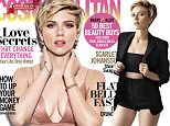 """Scarlett Johansson covers the May issue of Cosmopolitan (on newsstands April 12) for the first time in nine years. Johansson is all about that low-key life with a high-key career. Here, the Captain America: Civil War star talks Pap smears, feminism, and TFW you really want to text a guy but really, really shouldn?t.\n\nThe cover and inside photos can be downloaded here. Below are quotes from the interview, which can be used contingent upon providing a link back to:\nhttp://www.cosmopolitan.com/scarlettjohansson\n\nPhotos should be credited to James White/Cosmopolitan. \n\n***\nScarlett Johansson Quotes\nOn cutting the budget for Planned Parenthood: """"There are countries at war, there?s terrorism, global warming, and we?re like, ?We should definitely cut the budget for Planned Parenthood. Let?s take away the availability of women?s health initiatives!?? It?s nuts. We?re talking about preventing cervical and breast cancers. Growing up, I used [PP?s] services. All my girlfriends did?not j"""