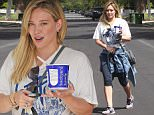West Hollywood, CA - Hilary Duff looks cute as she wraps up another workout session, the blonde star carried an A�ai Bowl from her favorite spot, Backyard Bowls.\n  \nAKM-GSI      April 6, 2016\nTo License These Photos, Please Contact :\nSteve Ginsburg\n(310) 505-8447\n(323) 423-9397\nsteve@akmgsi.com\nsales@akmgsi.com\nor\nMaria Buda\n(917) 242-1505\nmbuda@akmgsi.com\nginsburgspalyinc@gmail.com