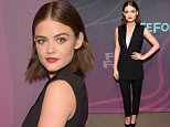 NEW YORK, NEW YORK - APRIL 07:  Lucy Hale attends the 2016 ABC Freeform Upfront at Spring Studios on April 7, 2016 in New York City.  (Photo by D Dipasupil/FilmMagic)