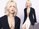 JENNIFER LAWRENCE COVERS HARPER?S BAZAAR?S MAY ISSUE\nOn newsstands April 19th\nPHOTO CREDITS\nPhotographer: Mario Sorrenti\nLink to hi-res images: https://www.hightail.com/download/ZWJWK2VrdGo4NVZMWE5Vag\nAnything used online must link back to: www.harpersbazaar.com/jenniferlawrence\n\n\nQUOTES\nOn the reaction to the essay she wrote for Lenny Letter calling out the lack of equal pay for women in Hollywood:\n?I had no idea it was going to blow up like that. And I obviously only absorbed the negative. I didn?t pay attention to the positive feedback. My parents get really upset. They do not like me speaking out about anything political because it?s hard to see your kid take criticism. But, really, people who criticized it are people who think women should not be paid the same as men. So I don?t really care what those people think?I try not to be too sensitive to the ?poor rich girl? jokes. I was saying my reality is absolutely fabulous, but it is not the reality of a lot of women in Am
