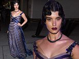 Celebrities attend the Marc Jacobs & Benedikt Taschen celebrate NAOMI at The Diamond Horseshoe on April 7, 2016 in New York City.\n\nPictured: Crystal Renn\nRef: SPL1258231  070416  \nPicture by: TheStewartofNY/Splash News\n\nSplash News and Pictures\nLos Angeles: 310-821-2666\nNew York: 212-619-2666\nLondon: 870-934-2666\nphotodesk@splashnews.com\n