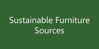 Sustainable Furniture Sources