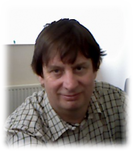 Image of Chris Pearson, clinical neuropsychotherpy practitioner, hypnotherapist and developer of sequent repatterning