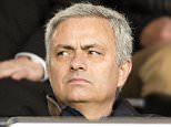 Jose Mourinho watches the action during the Sky Bet Championship match between Fulham and Milton Keynes Dons played at Craven Cottage, London on April 2nd 2016