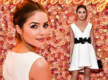 NEW YORK, NEW YORK - APRIL 07:  Actress Olivia Culpo attends Lord & Taylor: Birdcage Launch Party at Lord & Taylor on April 7, 2016 in New York City.  (Photo by Michael Stewart/FilmMagic)