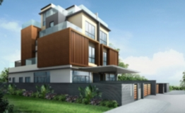 Freehold Semi-Detached Front