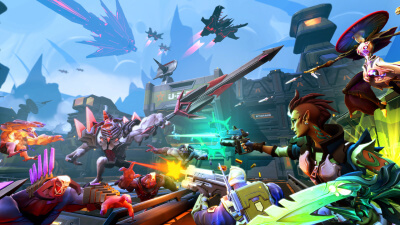 Playing the Battleborn Open Beta on PS4? Check Out Wikia's Super Walkthrough Guide