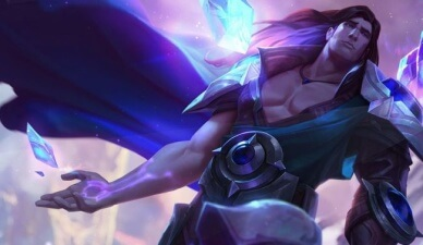 'League of Legends' Champion Taric Is Getting a Complete Overhaul