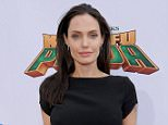 HOLLYWOOD, CA - JANUARY 16:  Actress Angelina Jolie arrives at the premiere of 20th Century Fox's 'Kung Fu Panda 3' at TCL Chinese Theatre on January 16, 2016 in Hollywood, California.  (Photo by Axelle/Bauer-Griffin/FilmMagic)