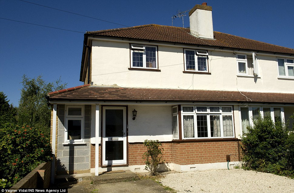 Zaid Al-Hilli's home in Kingston, Surrey. He visited his nearest police station and 'presented himself spontaneously' to officers 'as a matter of course' after learning of his brother's murder