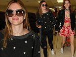 Bella Thorne returns back from Miami with sister and both showing that they needed more sun block in Los Angeles, Ca\n\nPictured: Bella Thorne\nRef: SPL1260304  080416  \nPicture by: iPix211/London Entertainment\n\nSplash News and Pictures\nLos Angeles: 310-821-2666\nNew York: 212-619-2666\nLondon: 870-934-2666\nphotodesk@splashnews.com\n