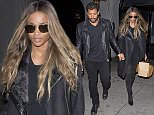 Ciara and her fiance` football player Russell Wilson were seen leaving dinner at 'Craigs' Restaurant in West Hollywood, CA  Pictured: Russell Wilson, Ciara Ref: SPL1260400  080416   Picture by: SPW / Splash News  Splash News and Pictures Los Angeles: 310-821-2666 New York: 212-619-2666 London: 870-934-2666 photodesk@splashnews.com