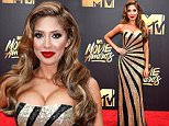 BURBANK, CALIFORNIA - APRIL 09:  TV personality Farrah Abraham attends the 2016 MTV Movie Awards at Warner Bros. Studios on April 9, 2016 in Burbank, California.  MTV Movie Awards airs April 10, 2016 at 8pm ET/PT.  (Photo by Steve Granitz/WireImage)