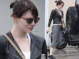 West Hollywood, CA - Emma Stone gets caught in the rain without her umbrella. The 27-year-old actress stays dedicated despite the rain and gets her workout for the day in. Emma is looking toned after working hard in the gym. \n  \nAKM-GSI        April 9, 2016\nTo License These Photos, Please Contact :\nSteve Ginsburg\n(310) 505-8447\n(323) 423-9397\nsteve@akmgsi.com\nsales@akmgsi.com\nor\nMaria Buda\n(917) 242-1505\nmbuda@akmgsi.com\nginsburgspalyinc@gmail.com