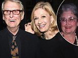 """NEW YORK, NY - NOVEMBER 10:  Mike Nichols and Diane Sawyer attend Anjelica Huston's """"Watch Me"""" Book Party at Chefs Club by Food & Wine on November 10, 2014 in New York City.  (Photo by Gary Gershoff/WireImage)"""