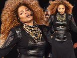 Janet Jackson performs on stage during her 'Unbreakable' World Tour concert at Bill Graham Civic Auditorium on October 13, 2015 in San Francisco, California.....Pictured: Janet Jackson..Ref: SPL1077688  131015  ..Picture by: ISINC / Splash News....Splash News and Pictures..Los Angeles: 310-821-2666..New York: 212-619-2666..London: 870-934-2666..photodesk@splashnews.com..