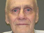 This photo provided by the Texas Department of Criminal Justice shows Death row offender Jack Harry Smith who died of natural causes on Friday, April 8, 2016 at the Regional Medical Facility at the Estelle Unit in Huntsville, Texas. The 78 year old offender was transferred from the Polunsky Unit to the Estelle Unit on April 1, 2016 to receive medical treatment. (Texas Department of Criminal Justice via AP)