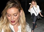 Hilary Duff Leaves The Nice Guy Club in West Hollywood\n\nPictured: Hilary Duff\nRef: SPL1260456  080416  \nPicture by: Photographer Group / Splash News\n\nSplash News and Pictures\nLos Angeles: 310-821-2666\nNew York: 212-619-2666\nLondon: 870-934-2666\nphotodesk@splashnews.com\n