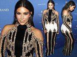 LAS VEGAS, NEVADA - APRIL 09:  Television personality Kim Kardashian West attends the third anniversary celebration of Hakkasan Las Vegas Nightclub at MGM Grand Hotel & Casino on April 9, 2016 in Las Vegas, Nevada.  (Photo by Ethan Miller/Getty Images)
