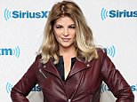 NEW YORK, NY - JANUARY 06:  Actress Kirstie Alley visits the SiriusXM Studios on January 6, 2016 in New York City.  (Photo by Cindy Ord/Getty Images)