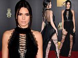 BURBANK, CALIFORNIA - APRIL 09:  Model Kendall Jenner attends the 2016 MTV Movie Awards at Warner Bros. Studios on April 9, 2016 in Burbank, California.  MTV Movie Awards airs April 10, 2016 at 8pm ET/PT.  (Photo by Frazer Harrison/Getty Images)
