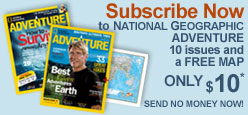 Adventure Subscription Offer