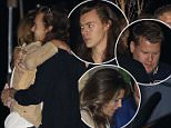 Malibu, CA - Harry Styles, Cindy Crawford, Rande Gerber, James Corden and wife Julia Carey spotted together after dinner at Nobu restaurant in Malibu.    AKM-GSI     April 9, 2016 To License These Photos, Please Contact : Steve Ginsburg (310) 505-8447 (323) 423-9397 steve@akmgsi.com sales@akmgsi.com or Maria Buda (917) 242-1505 mbuda@akmgsi.com ginsburgspalyinc@gmail.com