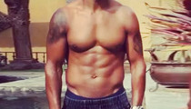 Guess the Ripped Stomach -- See Whose Awesome Abs