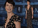 OIC - FEATUREFLASH.COM - Lena Headey at the season 6 premiere of Game of Thrones at the TCL Chinese Theatre, Hollywood. \nLos Angeles. April 10, 2016 \nPhoto Paul Smith/FeatureFlash/OIC\nCall OIC 0203 174 1069 for fees and usages or contact@oicphotos.com