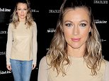 Mandatory Credit: Photo by Buchan/Deadline/REX/Shutterstock (5634509fk)\nPete Hammond, Natalie Zea and Jason Jones\nContenders Presented by Deadline, Los Angeles, America - 10 Apr 2016\n\n