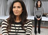 Padma Lakshmi appears at the 2016 Los Angeles Times festival of books at USC in Los Angeles CA\n\nPictured: Padma Lakshmi\nRef: SPL1260704  090416  \nPicture by: London  Ent. / Splash News\n\nSplash News and Pictures\nLos Angeles: 310-821-2666\nNew York: 212-619-2666\nLondon: 870-934-2666\nphotodesk@splashnews.com\n