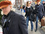 Picture Shows: Jeanne Marine, Bob Geldof  April 09, 2016\n \n Irish singer Bob Geldof and his wife Jeanne Marine seen arriving at The Shelbourne Hotel in Dublin, Ireland.\n \n Exclusive All Rounder\n WORLDWIDE RIGHTS - NO IRELAND\n \n Pictures by : FameFlynet UK © 2016\n Tel : +44 (0)20 3551 5049\n Email : info@fameflynet.uk.com