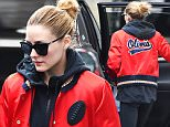 EXCLUSIVE: Olivia Palermo seen wearing a monogrammed red satin jacket in New York City, New York on April 7, 2016.\n\nPictured: Olivia Palermo\nRef: SPL1257914  070416   EXCLUSIVE\nPicture by: Frank Sullivan/Splash News\n\nSplash News and Pictures\nLos Angeles: 310-821-2666\nNew York: 212-619-2666\nLondon: 870-934-2666\nphotodesk@splashnews.com\n