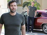 LOS ANGELES, CA - APRIL 05: Ben Affleck is seen on April 05, 2016 in Los Angeles, California.  (Photo by Bauer-Griffin/GC Images)