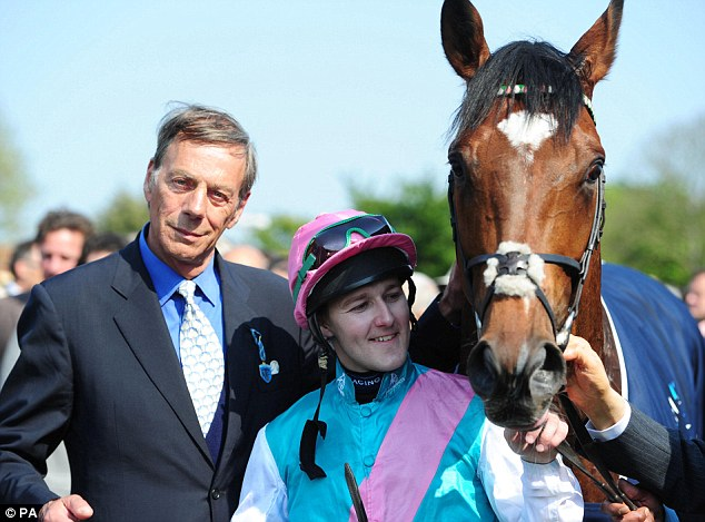 Remembered: Legendary horse trainer Sir Henry Cecil passed away aged 70