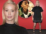MIAMI, FLORIDA - APRIL 11:  (EXCLUSIVE COVERAGE) Iggy Azalea visits the Elvis Duran Y-100 Radio Station on April 11, 2016 in Miami, Florida.  (Photo by John Parra/Getty Images)