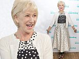 EDITORIAL USE ONLY. NO MERCHANDISING. IN US EXCLUSIVE RATES APPLY Mandatory Credit: Photo by Ken McKay/ITV/REX/Shutterstock (5634754cp) Helen Mirren 'This Morning' TV show, London, Britain - 11 Apr 2016 BRITISH ACTING ROYALTY - DAME HELEN MIRREN, She stripped off with her fellow calendar girls and donned a crown to rule the British Isles, and why shes got beef with Meryl Streep., but as the team discover a terrorist attack is imminent will they decide to strike? Helens character was written with a man in mind, but now the legendary Dame Helen Mirren (70) is about to suit up in camouflage as she takes on her latest role as a military commander. Eye in the Sky sees Helens character commanding a high-pressure drone operation, her memories of her co-star the late Alan Rickman, so well be hearing about how Helen felt about taking on the role