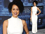 Pictured: Nathalie Emmanuel Mandatory Credit © Gilbert Flores/Broadimage Los Angeles Premiere for the sixth season of HBO's GAME OF THRONES  4/10/16, Hollywood, California, United States of America  Broadimage Newswire Los Angeles 1+  (310) 301-1027 New York      1+  (646) 827-9134 sales@broadimage.com http://www.broadimage.com