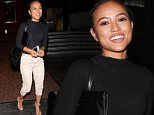 10 Apr 2016 - Beverly Hills - USA  Karruche Tran leaving Roku in Beverly Hills in her white Masaratei    BYLINE MUST READ : TWIST / XPOSUREPHOTOS.COM  ***UK CLIENTS - PICTURES CONTAINING CHILDREN PLEASE PIXELATE FACE PRIOR TO PUBLICATION ***  **UK CLIENTS MUST CALL PRIOR TO TV OR ONLINE USAGE PLEASE TELEPHONE  44 208 344 2007 ***