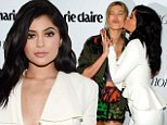 eURN: AD*202703843  Headline: 2016 Marie Claire's Fresh Faces Party Caption: Pictured: Hailey Baldwin and Kylie Jenner Mandatory Credit © Gilbert Flores/Broadimage 2016 Marie Claire's Fresh Faces Party  4/11/16, West Hollywood, California, United States of America  Broadimage Newswire Los Angeles 1+  (310) 301-1027 New York      1+  (646) 827-9134 sales@broadimage.com http://www.broadimage.com  Photographer: Gilbert Flores/Broadimage  Loaded on 12/04/2016 at 03:48 Copyright:  Provider: Gilbert Flores/Broadimage  Properties: RGB JPEG Image (39046K 1438K 27.2:1) 3150w x 4231h at 300 x 300 dpi  Routing: DM News : GroupFeeds (Comms), GeneralFeed (Miscellaneous) DM Showbiz : SHOWBIZ (Miscellaneous) DM Online : Online Previews (Miscellaneous), CMS Out (Miscellaneous)